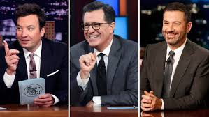 Tonight Show Late Show Ratings Fall To Start 2019 20