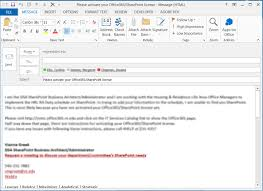 Template Email Outlook Creating And Using Email Templates In Outlook Its All Greek