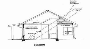 passive solar house plans cold climate best of cold climate house plans lovely passive solar heating