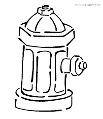 Small Picture Fire Hydrant Coloring Page fablesfromthefriendscom