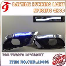 Fog Light Design New Design Led Fog Light Drl For Toyota Camry 2010 Daytime Running Light Buy For Toyota Camry 2010 For Toyota Camry For Toyota Camry Drl Product On