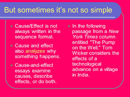 cause effect text structure ppt 10 but