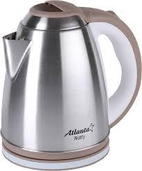 Купить электрический <b>чайник Atlanta ATH</b>-<b>2434</b>, Металл ...