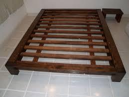 diy king bed frame. Delighful Bed Photo 3 Of 7 Diy King Size Platform Bed Frames Charming How To Build A  And Frame