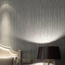 vertical texture metallic silver faux grasscloth vinyl modern wall paper straw glossy grass cloth wallpaper for bedroom wall