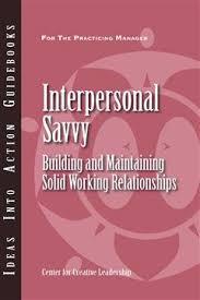interpersonal savvy interpersonal savvy