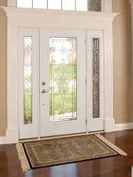 your guide to decorative door glass