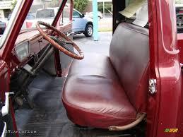 1953 Ford F100 Pickup Truck Front Seat Photo #83915947 | GTCarLot.com
