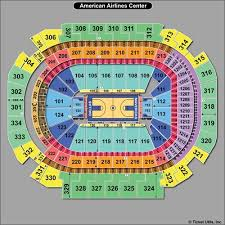 american airlines center basketball