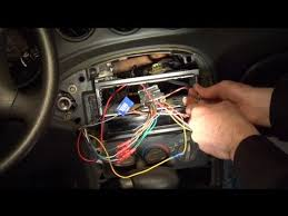 installing an aftermarket car radio youtube  at 2003 Grand Prix Radio Custom Wiring Harness