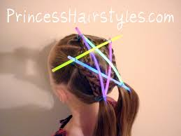 Fourth Of July Hairstyles 4th Of July Hairstyles The Glowing Star Hairstyles For Girls
