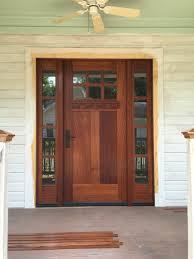 white craftsman front door. Painted Wooden Wall And Doors, Extraordinary Craftsman Exterior Door Fiberglass Top Style Front Doors Crisp White