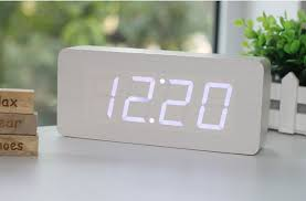 modern nightstand clock. Simple Structure Intended Modern Nightstand Clock HGTVcom