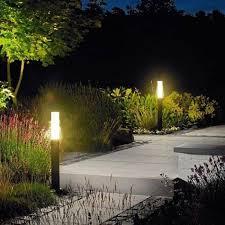 Moonrays 91248 Solar Powered Plastic Post Cap Lamp Light Reviews Solar Garden Post Lights