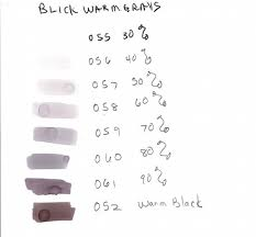 Blick Marker Color Chart Markers At A Discount Save Money On Your Markers Academy