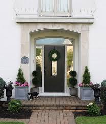 elegant front doors. Beautiful Elegant Gorgeous Front Entrance With Black Door By Sincerely Sara D  Never  Fades On Elegant Doors K