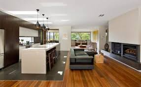 flooring for kitchen and living room cool tile to hardwood transition ideas for your home flooring