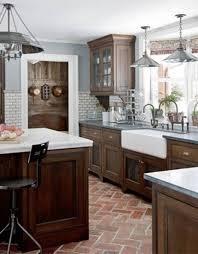 Kitchen. Fascinating Country Farmhouse Kitchen Design Ideas ...