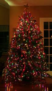 christmas tree lighting ideas. Colored Christmas Tree Lights (08) Lighting Ideas