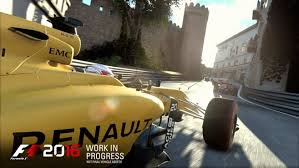 f1 new car releaseF1 2016 Codemasters unveils new Baku GP trailer and confirms