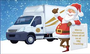 wherever finds you whether at home with family sleeping in your cab or delivering loads of those last minute gifts hold your head high