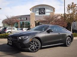 Find information on performance, specs, engine, safety and more. New 2021 Mercedes Benz E Class E 450 Coupe In Westminster Mf151908 Mercedes Benz Of Westminster