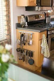 Rachel & Brian's Clever Side Cabinet Utensil Storage  Kitchen Spotlight. I  have a cabinet