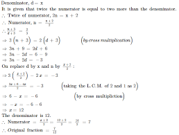 linear equations rs aggarwal cbse class 8 maths solutions ex 8b
