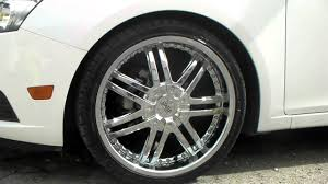 DUBSandTIRES.com 20 Inch Status Game Chrome Wheels 2012 Chevy ...