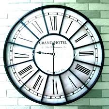 large outdoor clocks outdoor wall clocks large garden wall clock target outdoor clocks oversized outdoor wall