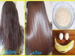 deep conditioning hair mask for dry damaged and frizzy hair egg