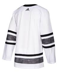 Authentic Pro All-star Edmonton Oilers Adidas Jersey Parley - Nhl White 2019