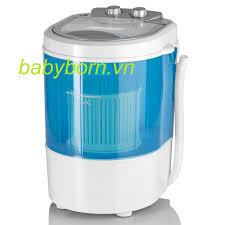 Giặt đồ tiện lợi hơn với máy giặt mini EASYMAXX