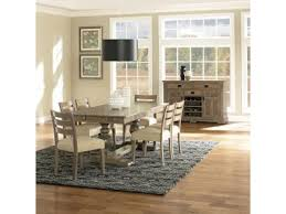 champlain grey and cream set by canadel furniture