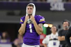 Whats Keeping Kyle Sloter From Moving Up The Vikings Depth