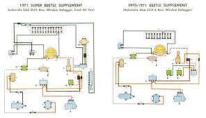 beetle wiring diagram com 1969 71 beetle wiring diagram