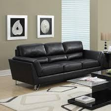 living room furniture set. Image Of: Simple Black Living Room Furniture Set