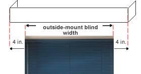 Installing Wood Blinds  Inside Mount Woodslat Blinds  YouTubeTop Mount Window Blinds
