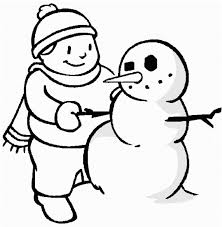 Small Picture Kids Snowman Coloring Pages Printables Winter Coloring pages of
