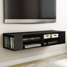 floating tv console south s city life 48 floating tv stand reviews wayfair