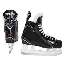 Graf Peak Speed 3300 Junior Ice Hockey Skates Bay Area Hockey Repair Sharpening