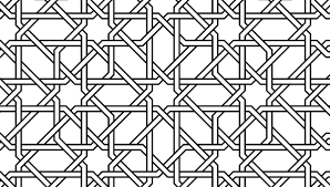 Small Picture Easy Geometric Coloring Pages New Collections Patterns adult