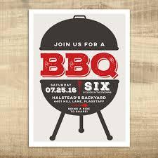 Barbeque Invitation Printable Summer Bbq Invitation Backyard Bbq Invitation Etsy
