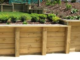 Small Picture Timber Retaining Walls Engineering Technical Consultants