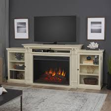 real flame tracey grand 48 in electric fireplace tv stand