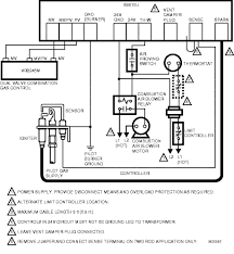 hvac odd power issue hwb furnace stumped hvac man home here s the board wiring diagram  customer honeywell com r ··· 0067 gif