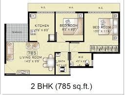 600 sq ft 2bhk house plans fresh floor plans for 800 sq ft apartment 500 sq