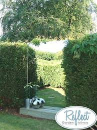 6ft x 4ft extra large garden mirror