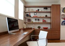 office shelves view in gallery modern home office with corner shelves that make a beautiful display built home office desk builtinbetter