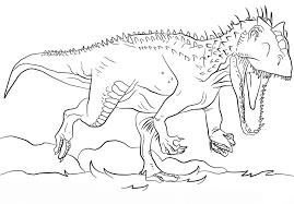 Free printable dinosaurs coloring pages. Jurassic World Coloring Pages Best Coloring Pages For Kids